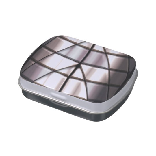 Superheroes - Silver Jelly Belly Tin
