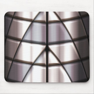 Superheroes - Silver Mouse Pad