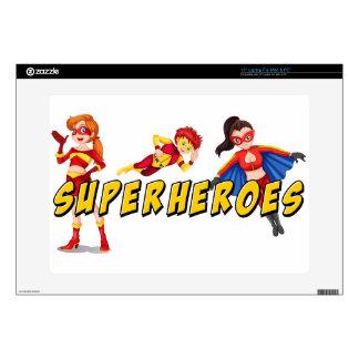 Superheroes Skin For Laptop
