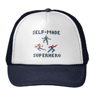 Superheroes Trucker Hat