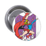Superheroines In Action Pin