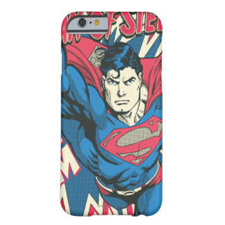 Superhombre 12 funda para iPhone 6 barely there