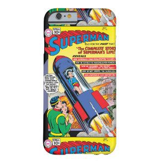 Superhombre #146 funda de iPhone 6 barely there