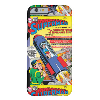 Superhombre #146 funda para iPhone 6 barely there
