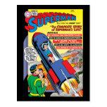 Superhombre #146 tarjeta postal