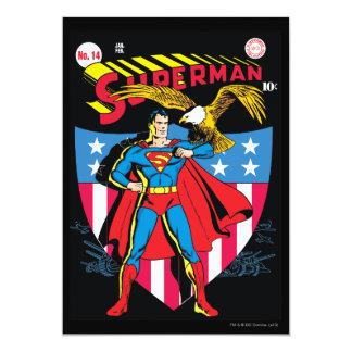 Superhombre #14 invitación