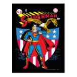 Superhombre #14 tarjeta postal