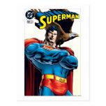 Superhombre #150 noviembre del 99 postal