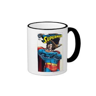Superhombre #150 noviembre del 99 taza de dos colores
