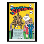 Superhombre #16 postales