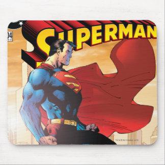 Superhombre #204 4 de junio alfombrilla de ratones