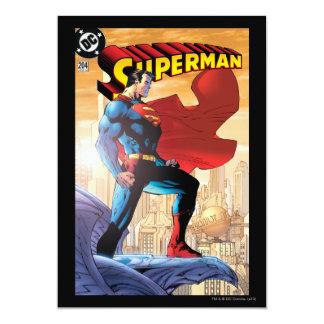 Superhombre #204 4 de junio comunicado