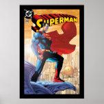 Superhombre #204 4 de junio póster