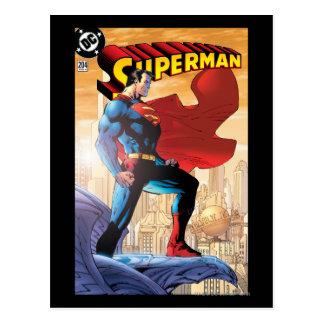 Superhombre #204 4 de junio tarjetas postales