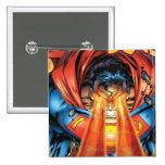 Superhombre #218 5 de agosto pin cuadrado