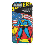 Superhombre #24 funda para iPhone 6 barely there