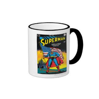 Superhombre #24 taza de dos colores