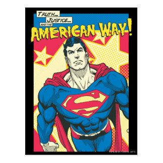 Superhombre 29 postales
