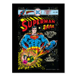 Superhombre #300 tarjetas postales