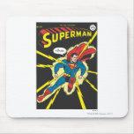 Superhombre #32 alfombrillas de raton