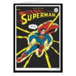 Superhombre #32 tarjeta de felicitación