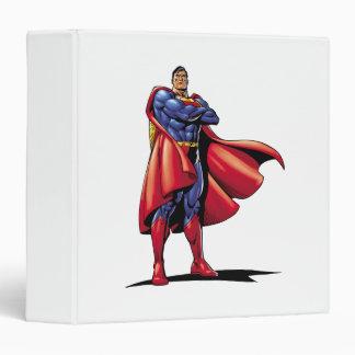 "Superhombre 3 carpeta 1 1/2"""