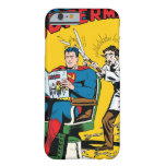 Superhombre #52 funda para iPhone 6 barely there