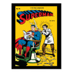 Superhombre #52 tarjeta postal
