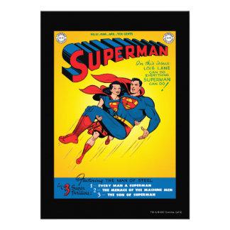 Superhombre #57 comunicado