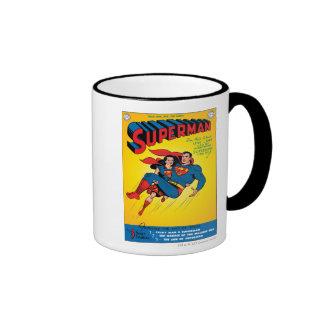 Superhombre #57 taza de dos colores