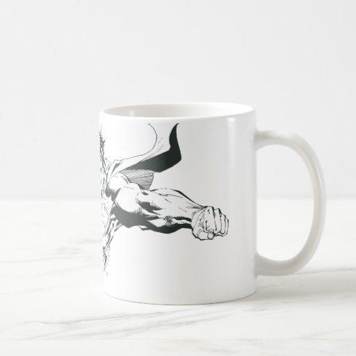Superhombre 60 taza de café