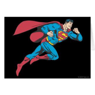 Superhombre 64 tarjeta de felicitación