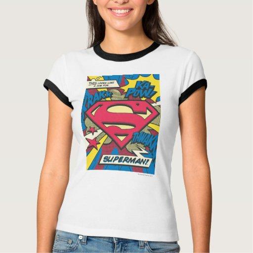 Superhombre 66 playera