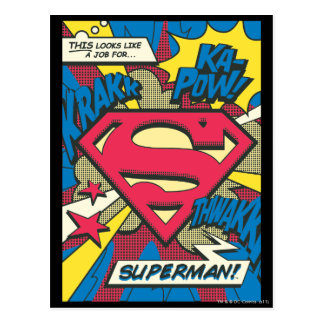 Superhombre 66 postales