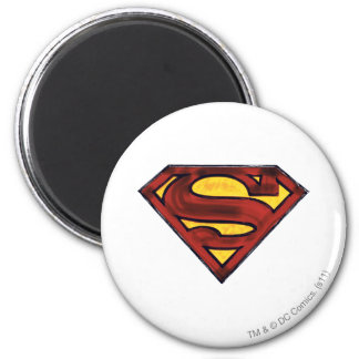 Superhombre 67 imán de frigorifico