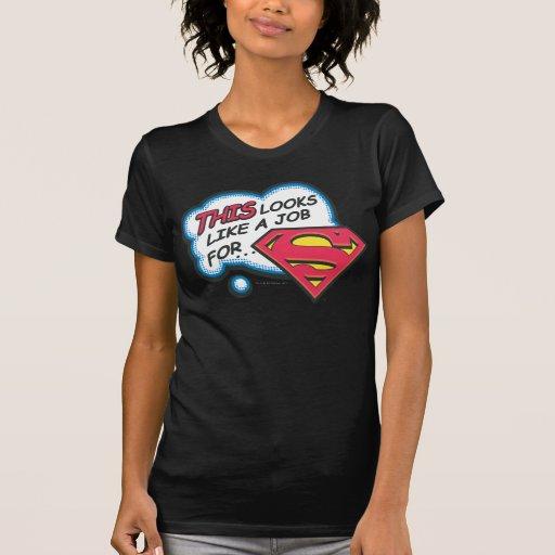 Superhombre 74 camisetas