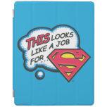 Superhombre 74 cubierta de iPad