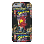 Superhombre #75 1993 funda para iPhone 6 barely there