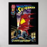 Superhombre #75 1993 poster