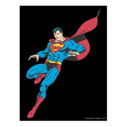 Superhombre 85 postal