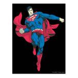 Superhombre 89 tarjeta postal