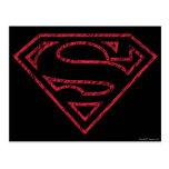 Superhombre 8 postales