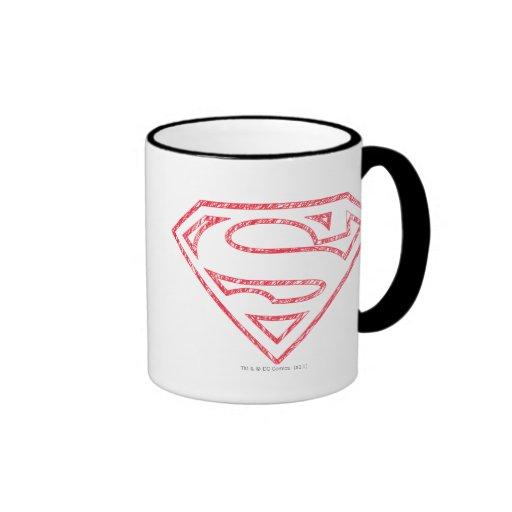 Superhombre 8 tazas