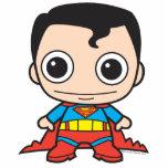 Superhombre de Chibi Fotoescultura Vertical
