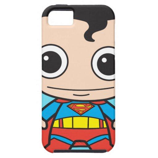 Superhombre de Chibi iPhone 5 Case-Mate Carcasas
