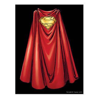 Superhombre - el cabo tarjetas postales