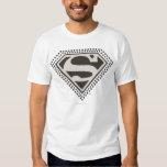 ¡Superhombre - es Showtime! Logotipo Playera