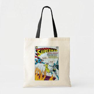 Superhombre (función doble con Batman) Bolsas De Mano