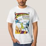 Superhombre (función doble con Batman) Polera
