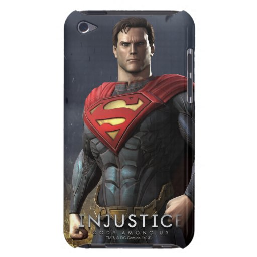 Superhombre iPod Touch Case-Mate Protectores